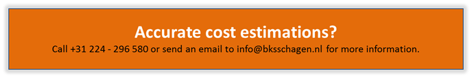 Email to info@bksschagen.nl for more information